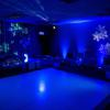 Mood lighting, reception uplights, ambiance, ceremony lighting